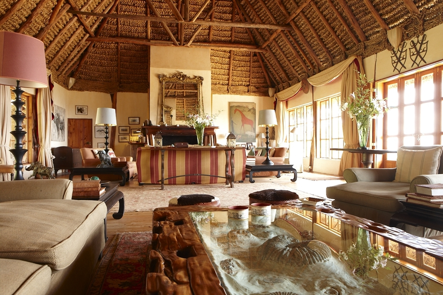 Safaris Unlimited Africa - Laragai House, Lakipia, Kenya, Accommodation