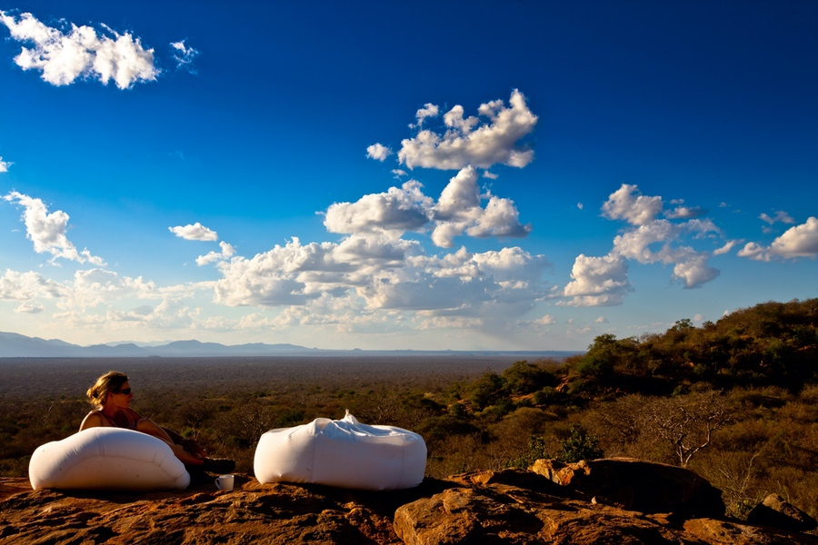 Safaris Unlimited Africa - Kipalo Camp Tsavo, Kenya, Accommodation