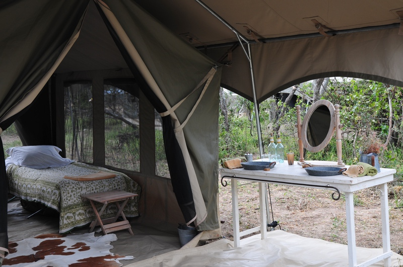 Safaris Unlimited Africa Camping Tent Accommodation