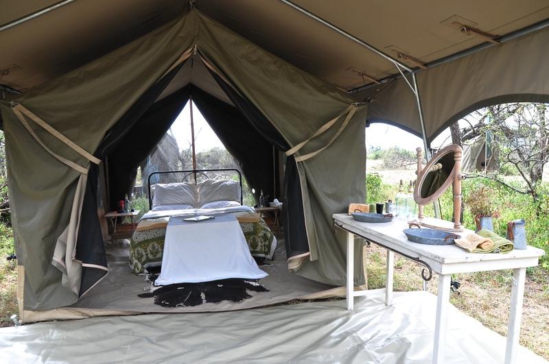 Mobile Camp Horseback Safaris Riding on Safari with Safaris Unlimited Africa Wildlife Experience in Kenya