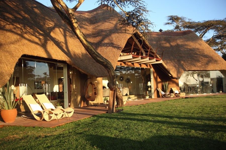 Safaris Unlimited Africa - Solio Main Mess - Accommodation Kenya