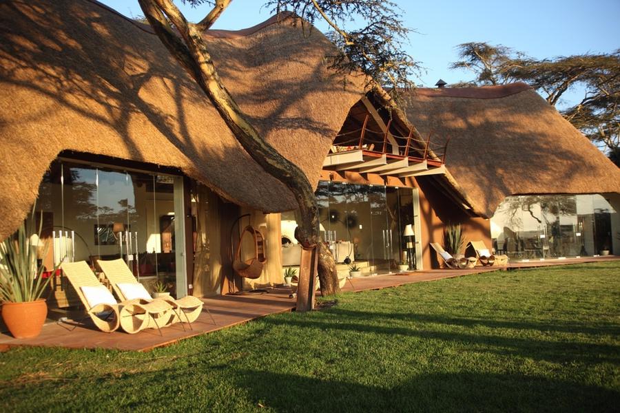 Safaris Unlimited Africa - Solio Main Mess - Accommodation Kenya