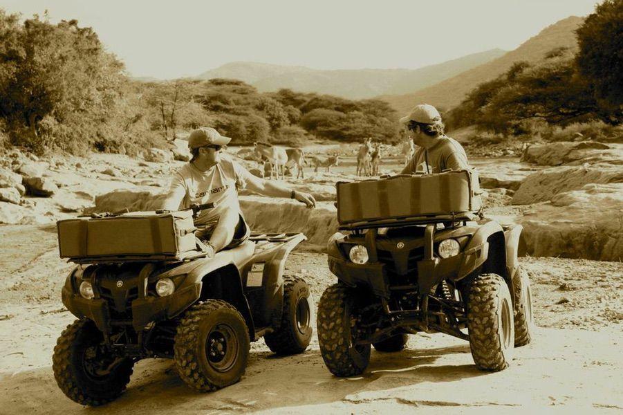 Safaris Unlimited Africa - Activities with Lattitude Adventures Kenya