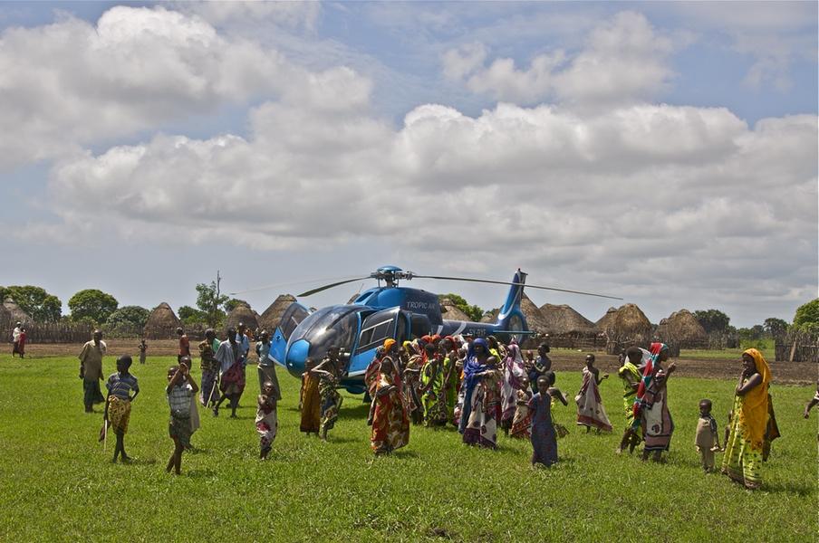 Safaris Unlimited Africa - Adventures with Tropic Air Kenya