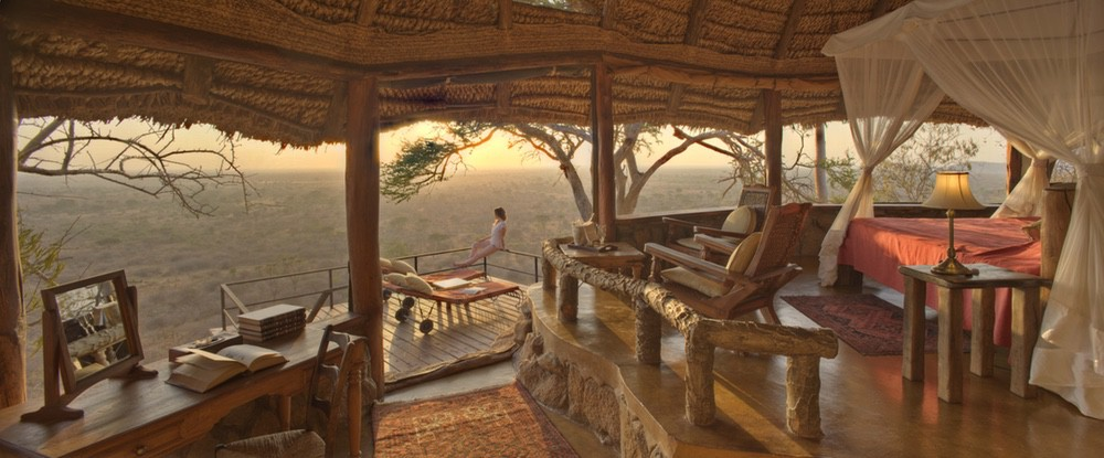 Safaris Unlimited Africa - Elsa's Camp Kenya