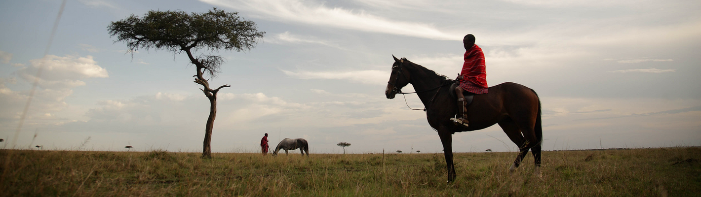 Safaris Unlimited - Horseback Safaris Maasai