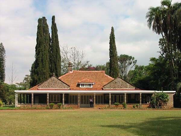 Safaris Unlimited Africa - Karen Blixen Museum