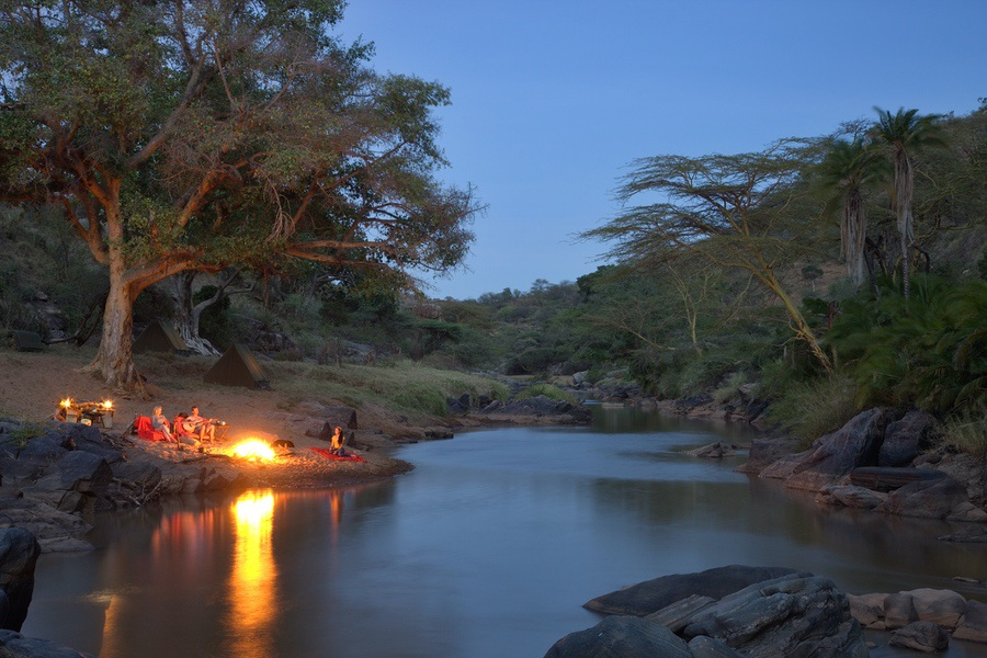 Ol Malo Laikipia Kenya Camping with Safaris Unlimited Africa