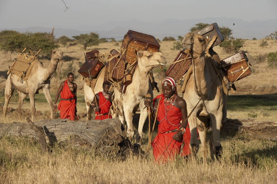 Safaris Unlimited Africa Walking Wild in Kenya with Camels Activities