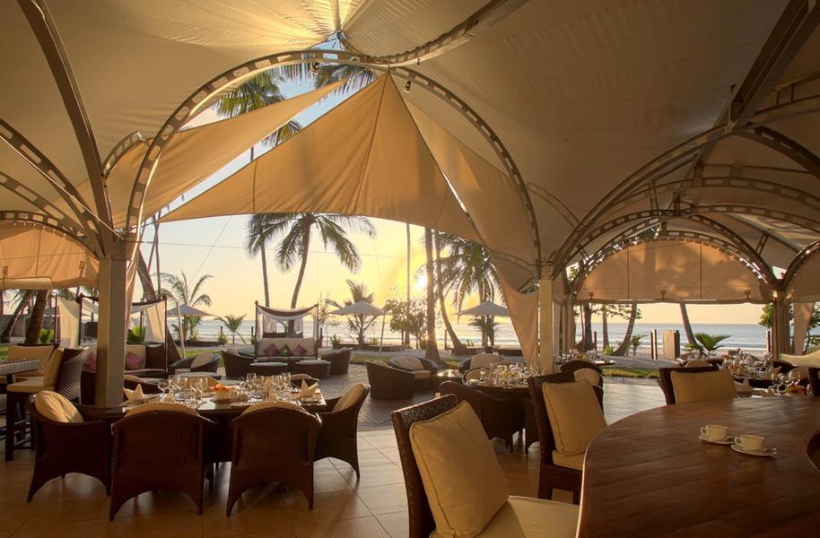 Safaris Unlimited Africa - Sails Restaurant Kenya