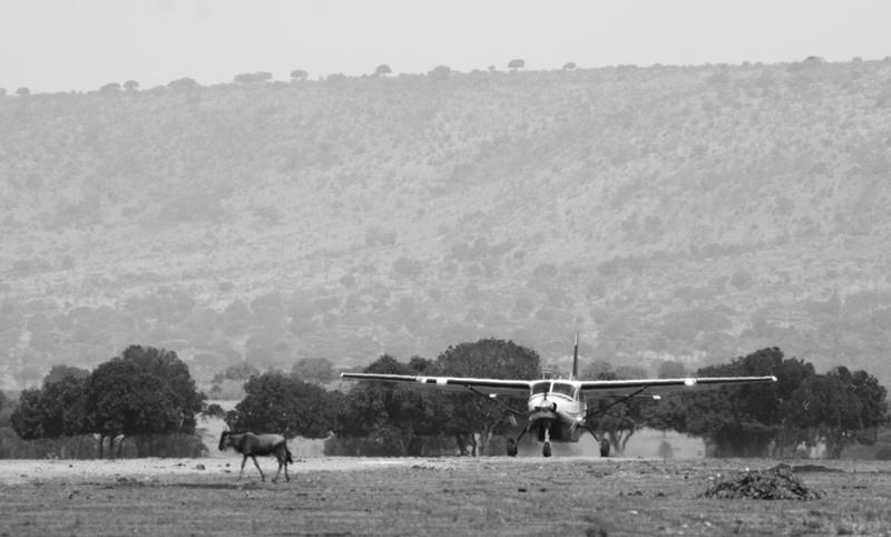 Flying Safaris with Safaris Unlimited Africa in Kenya