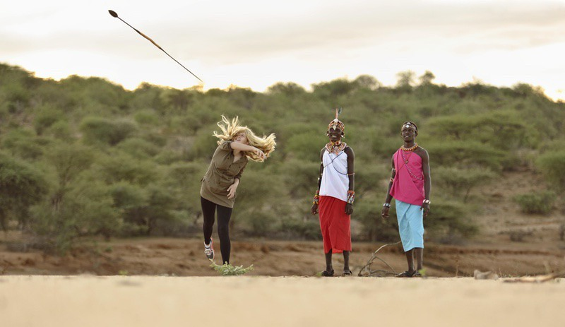 Activities, Safaris Unlimited, Kenya, Africa, Spear Throwing, Samburu