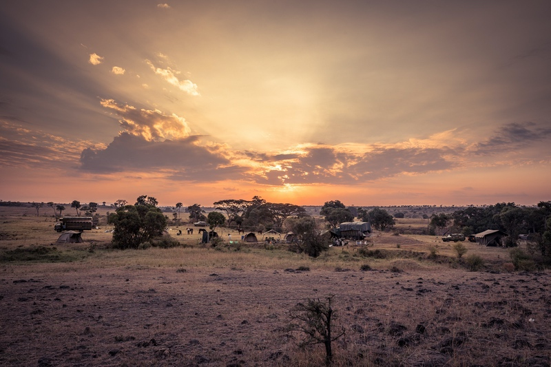 Striking Camp with Safaris Unlimited in Kenya, Africa