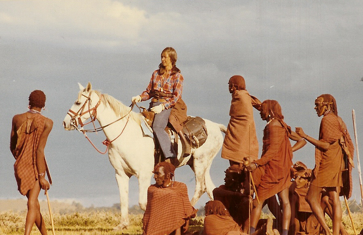 Wendy Church, Horseback Riding, Safari, Maasai, Culture, Safari
