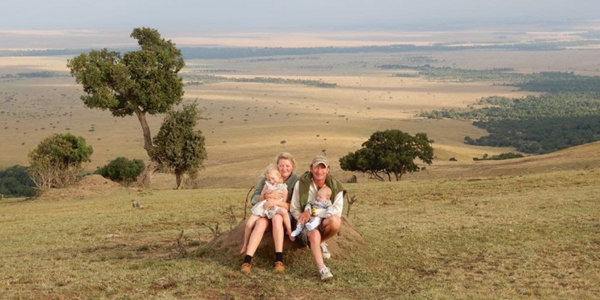 Safaris Unlimited, Blog, Gordie Church, Felicia Church, Family, Safari, Africa, Kenya, Children