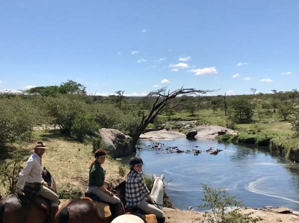 Safaris Unlimited, Gordie Church, Horseback Riding, Riding Safari, Safari, Kenya, Africa, Gordie Church