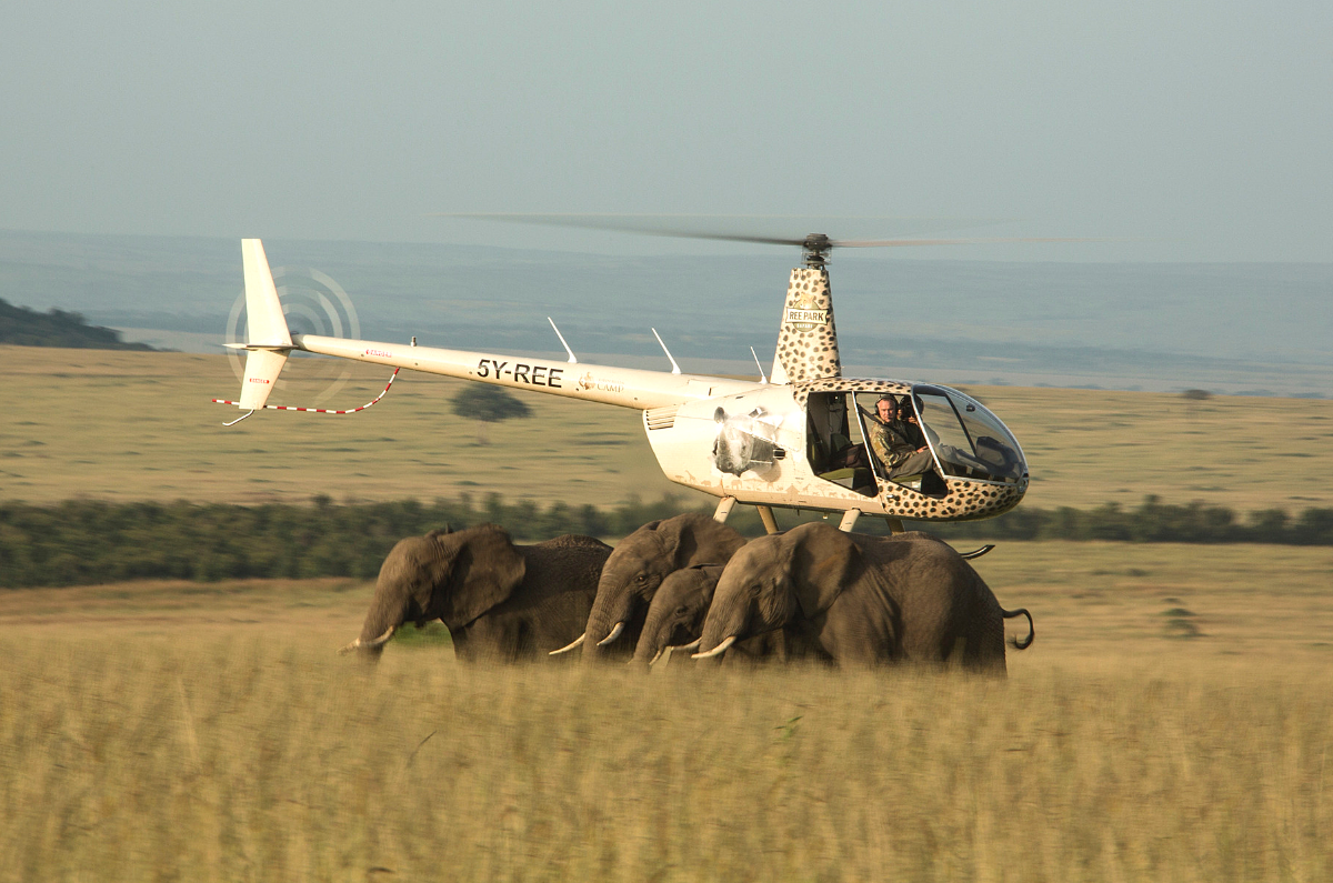 Safaris Unlimited Conservation in Africa, Kenya